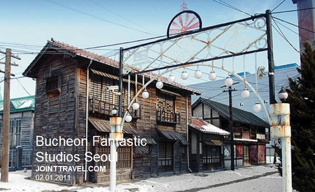 Bucheon Fantastic Studios