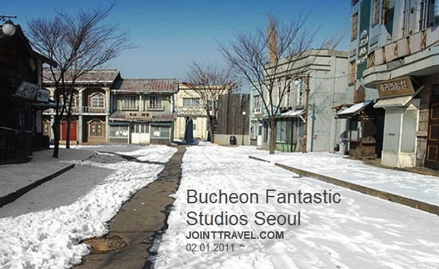 Bucheon Fantastic Studios