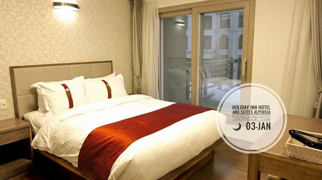 Holiday Inn Suites ALPENSIA PYEONGCHANG SUITES, 홀리데이 인 리조트 알펜시아 평창)