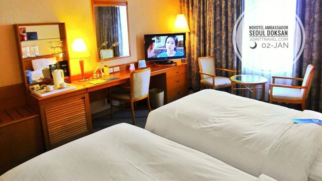 Hotel Novotel Seoul Ambassador Doksan