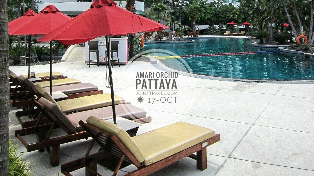 Amari Ocean Pattaya (Amari Pattaya)