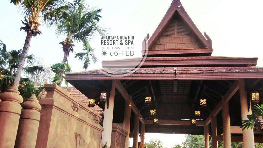 Anantara Hua Hin Resort Spa