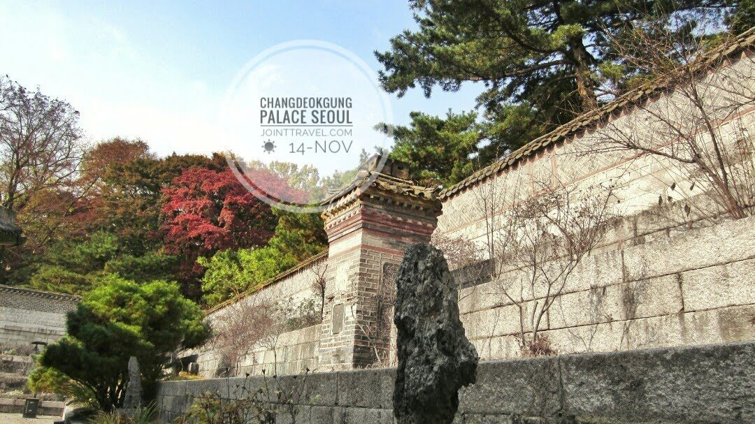 Changdeokgung Palace and Huwon
