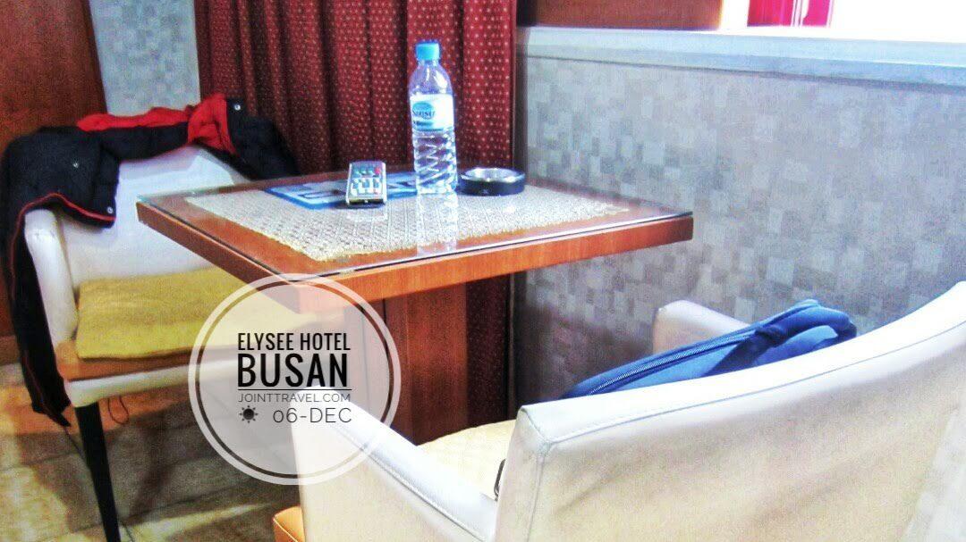 Elysee Hotel Busan (엘리제 호텔)