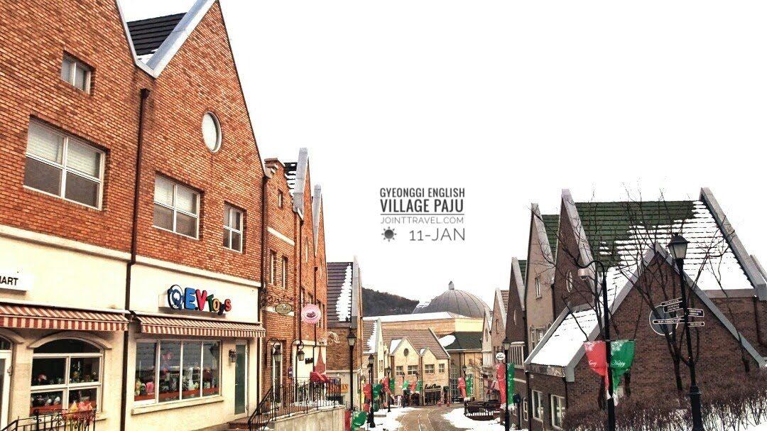 Paju English Village