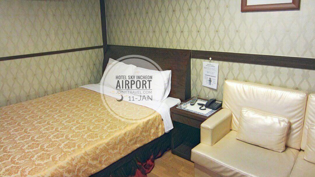 Hotel SKY Incheon Airport (호텔 스카이 인천공항)