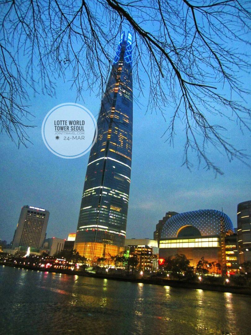 Lotte World Tower (롯데월드타워)