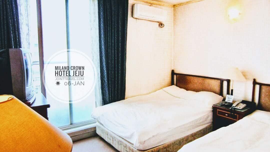 Milano Crown Hotel Jeju, 밀라노크라운호텔)
