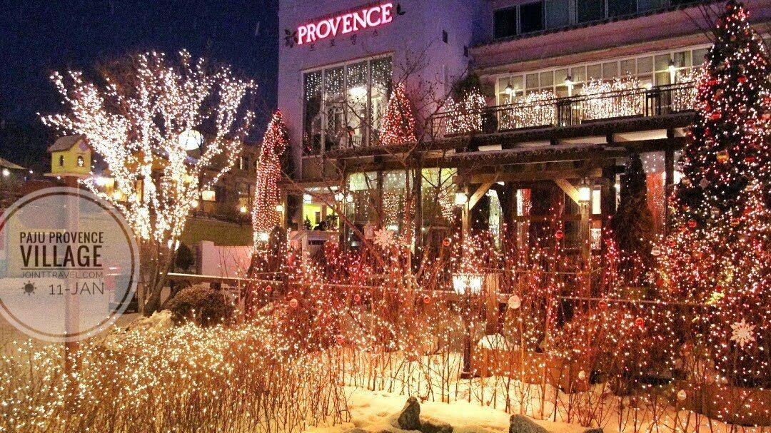 Paju Provence Village (프로방스 마을)