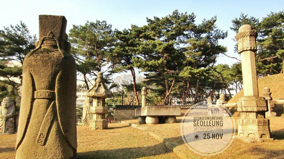 Seonjeongneung (선정릉)
