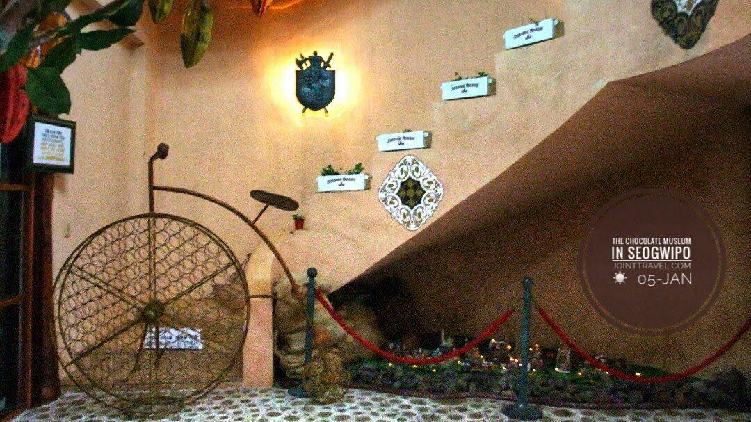Chocolate Museum(초콜릿 박물관)