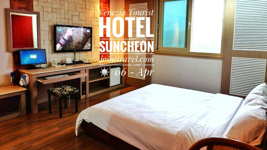 Venezia Tourist Hotel Suncheon, 순천 베네치아 관광 호텔)
