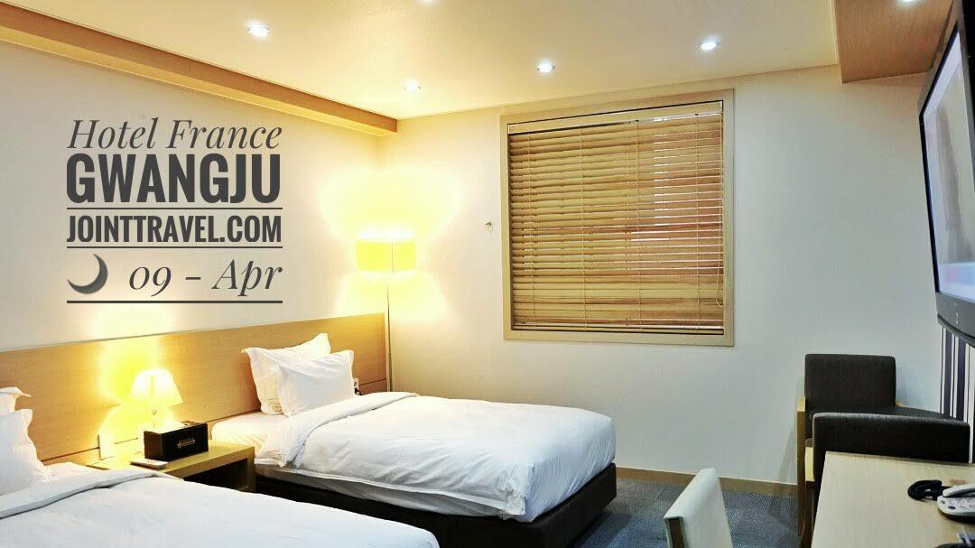(Hotel FRance Gwangju, 호텔 프랑스 광주)