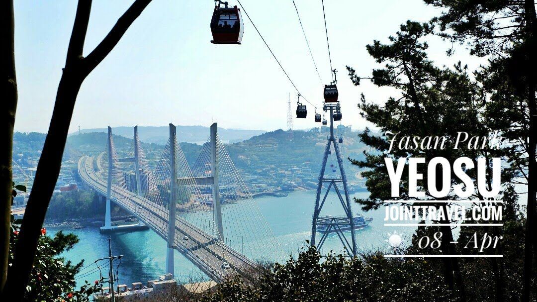 Jasan Park Yeosu