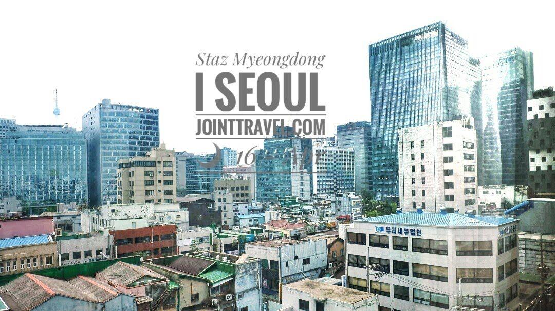 Staz Myeongdong 1 (스타즈호텔 명동 1호점)