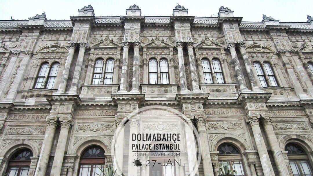 Dolmabahçe Palace (Dolmabahçe Sarayı)
