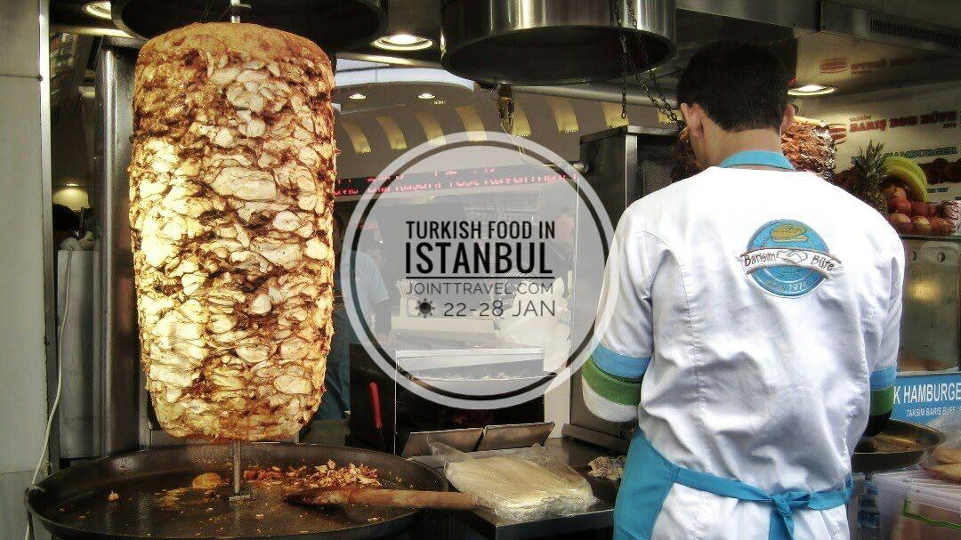 Doner Kebab (Döner)
