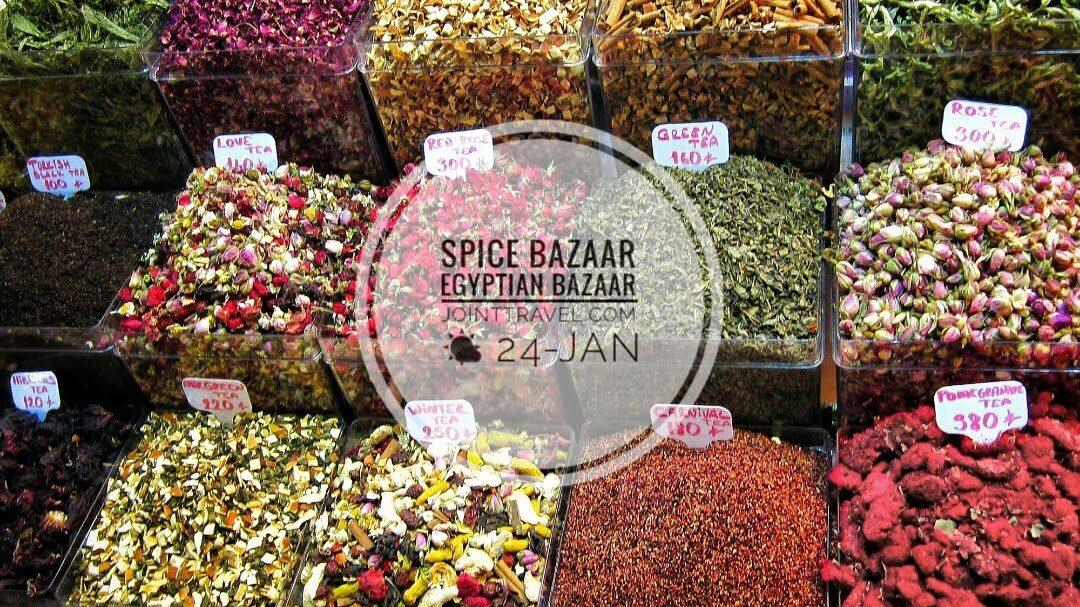 Spice Market, Spice Bazaar