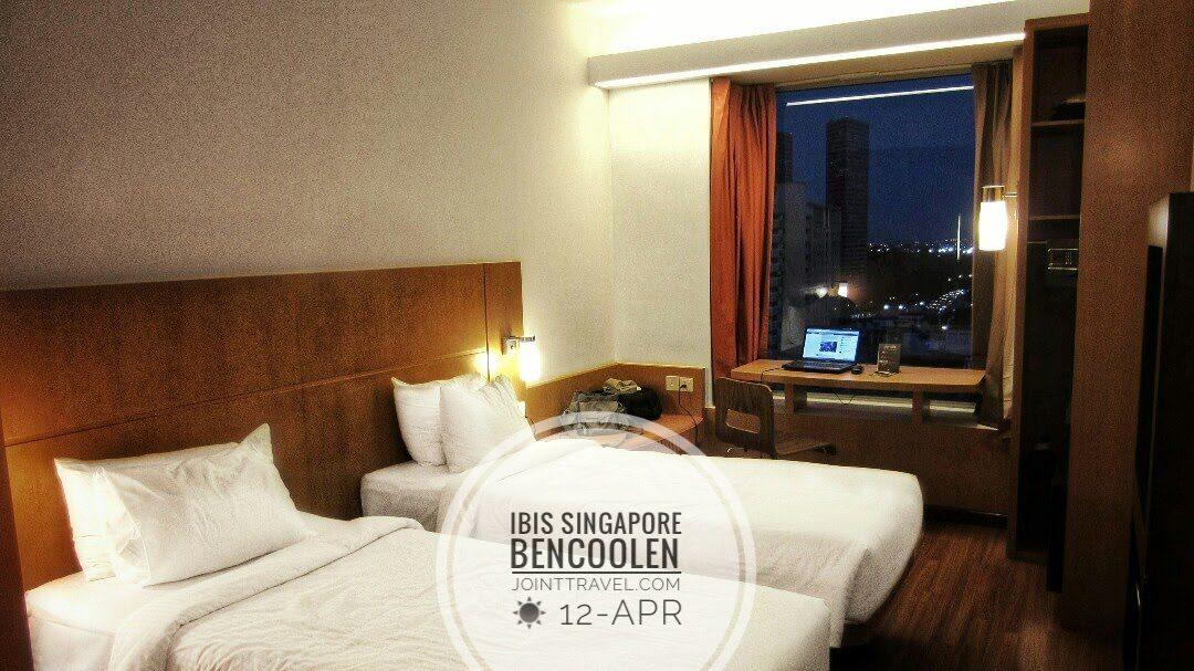 โรงแรม ไอบิส สิงคโปร์ ออน เบนคูเลน (Ibis Singapore on Bencoolen)