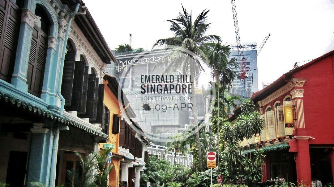 Emerald Hill Conservation Area