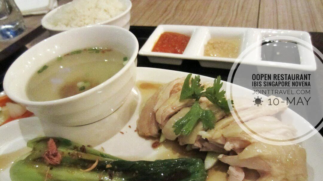 Chicken Rice Popiah