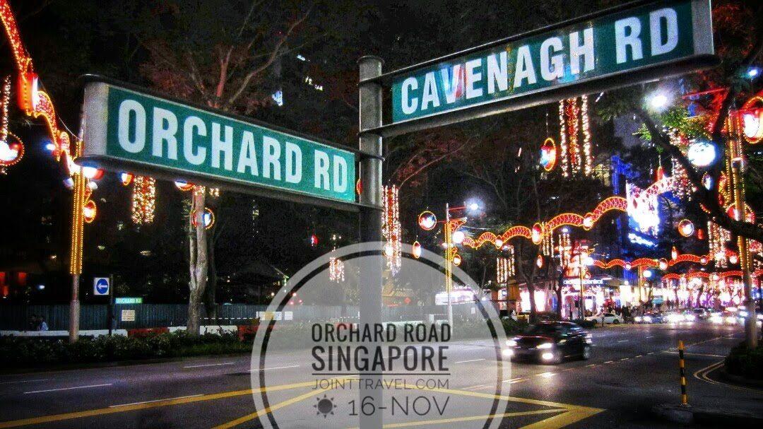 ถนนออร์ชาร์ด (Orchard Road)