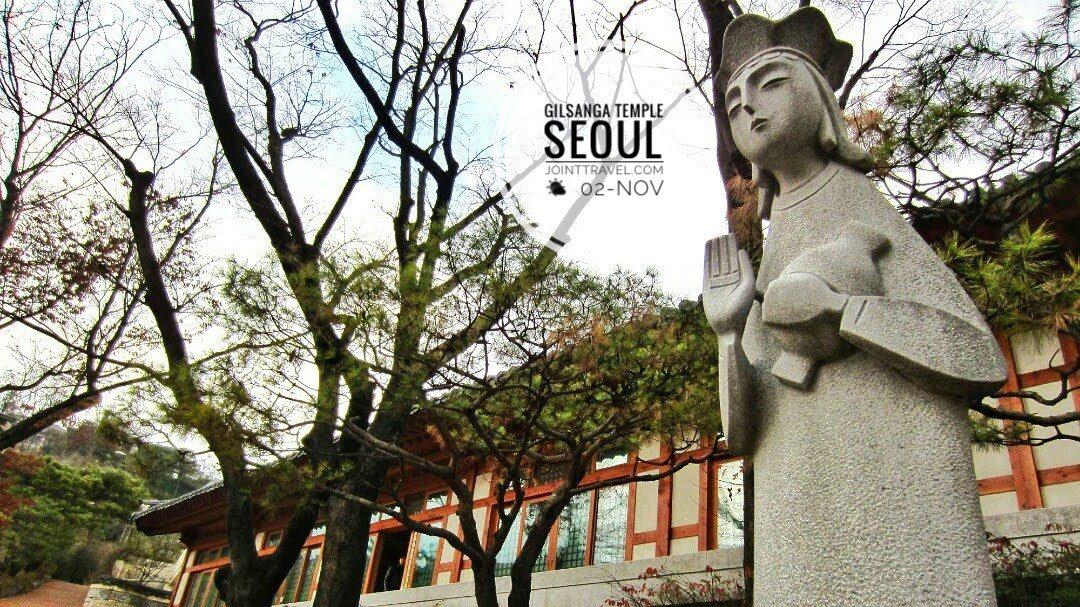 Gilsangsa Temple (길상사, 서울)