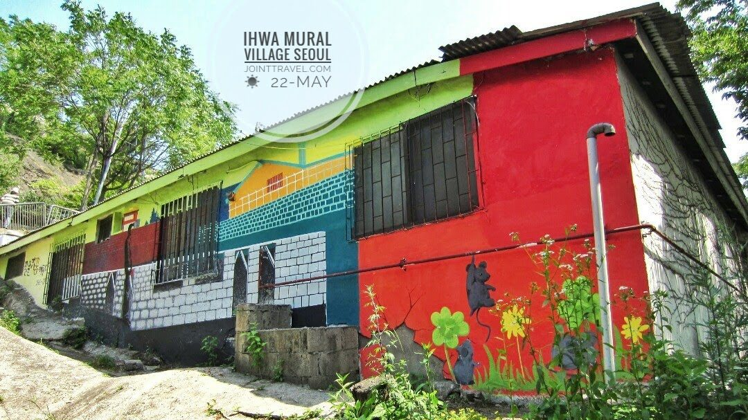 Ihwa Mural Village (이화벽화마을)