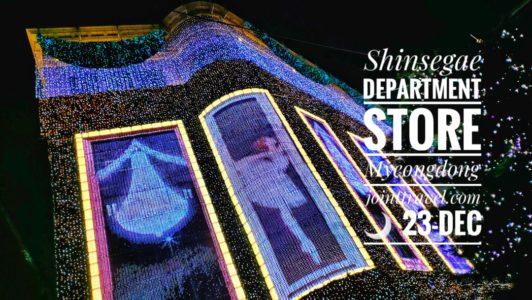 Shinsegae Department Store - Main Branch