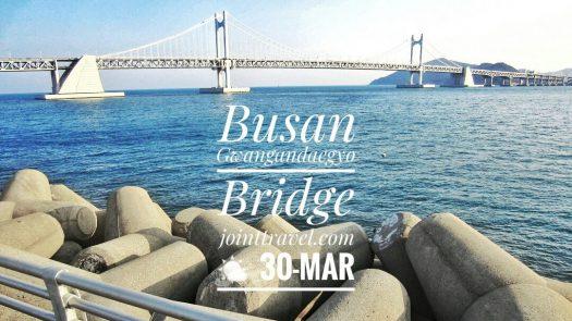Busan Gwangandaegyo Bridge