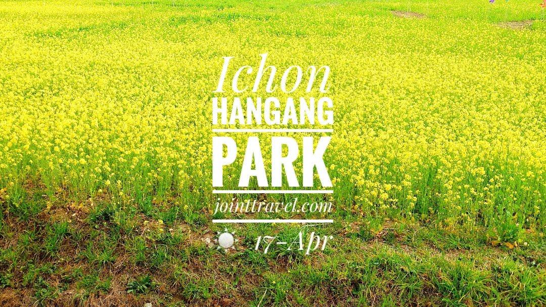 Ichon Hangang Park