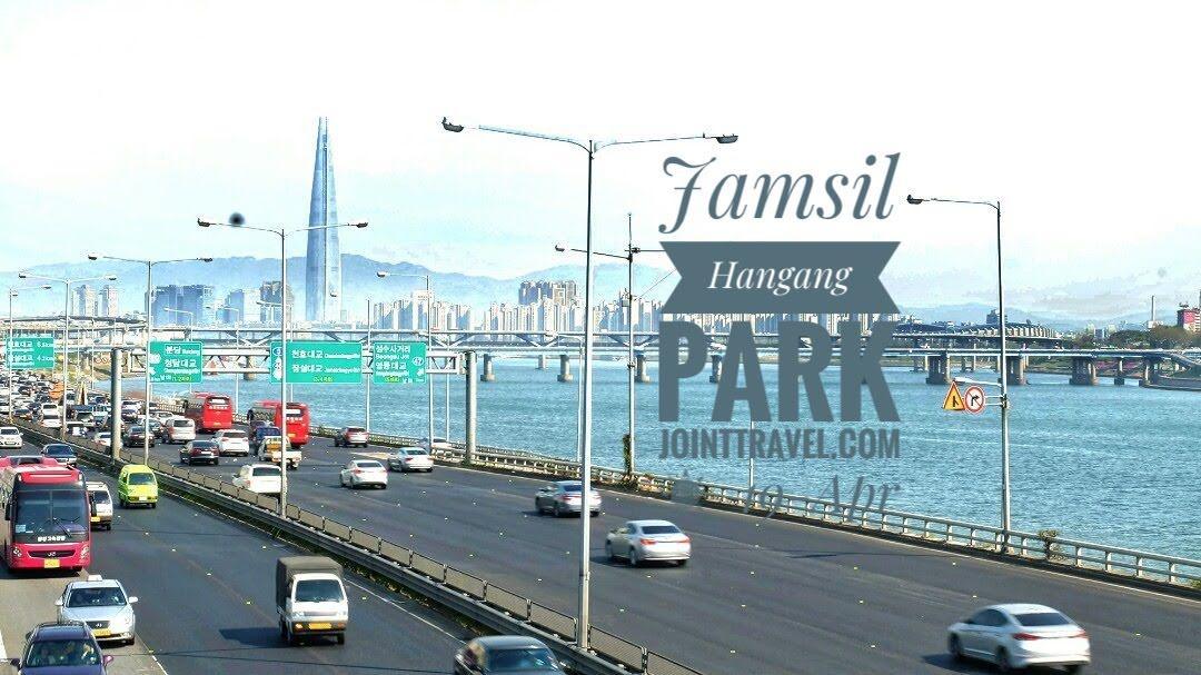 Jamsil Hangang Park
