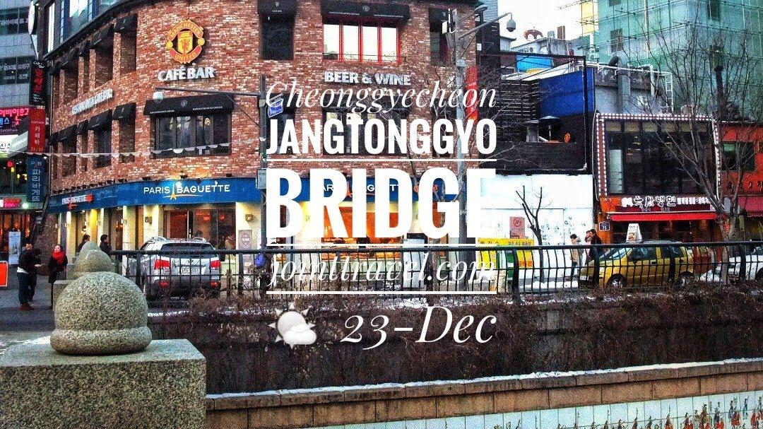 Jangtonggyo Bridge