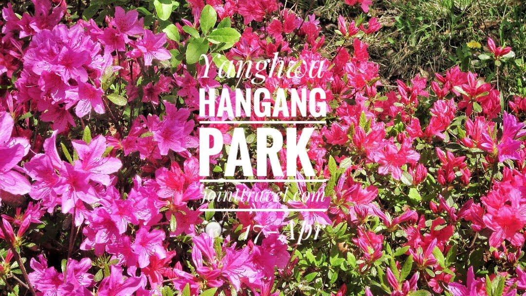 Yanghwa Hangang Park