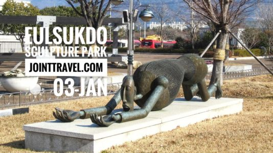 Eulsukdo Sculpture Park