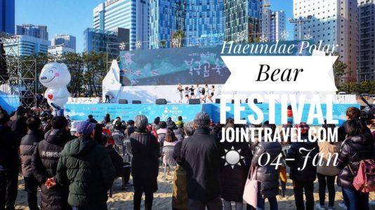 Haeundae Polar Bear Festival