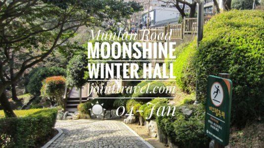 Muntan Road - Moonshine Winter Hall