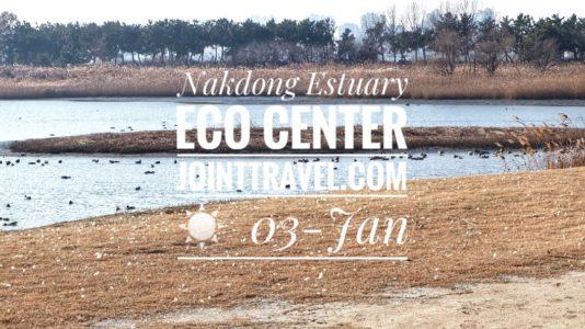 Nakdong Estuary Eco Center