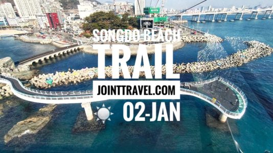 Songdo Beach Trails