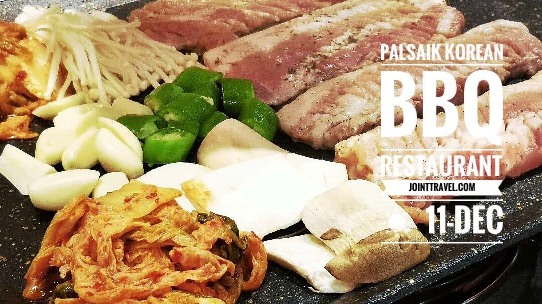 Palsaik Korean BBQ