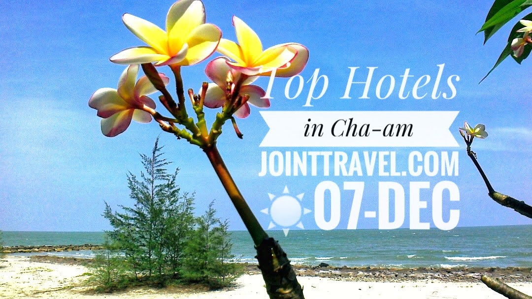Top hotels in Cha-am