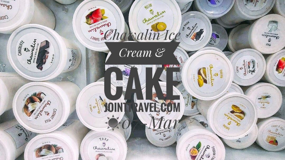 Chawalin Homemade Ice Cream & Cake