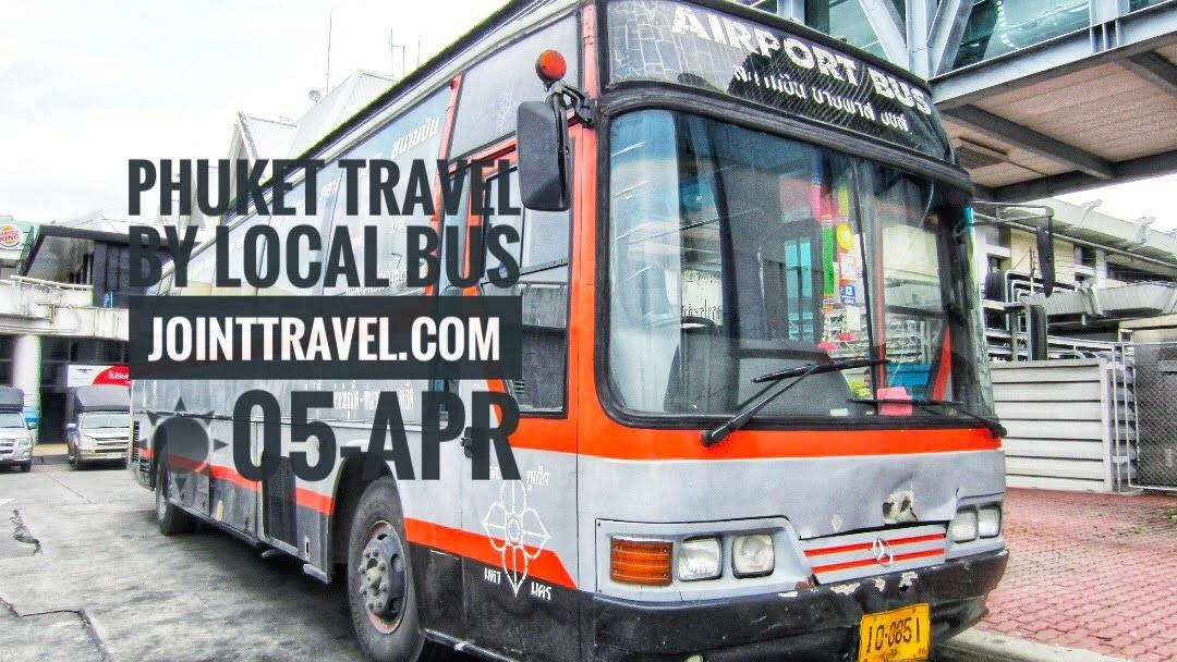 How to get around in Phuket