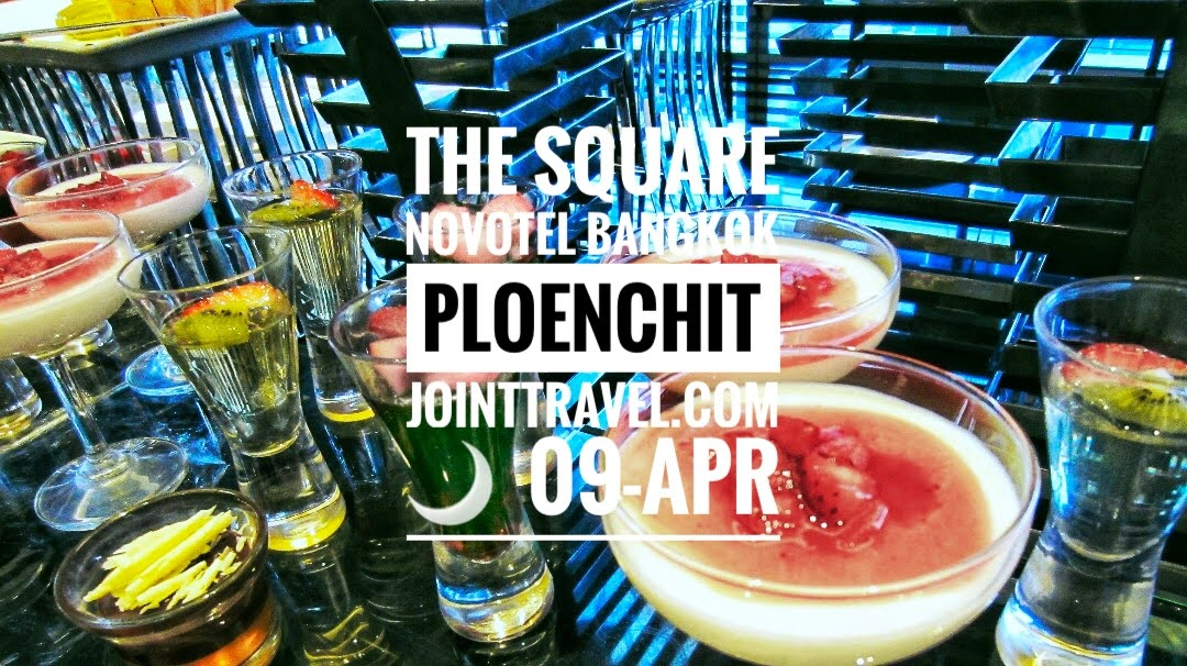 The Square Restaurant Novotel Ploenchit